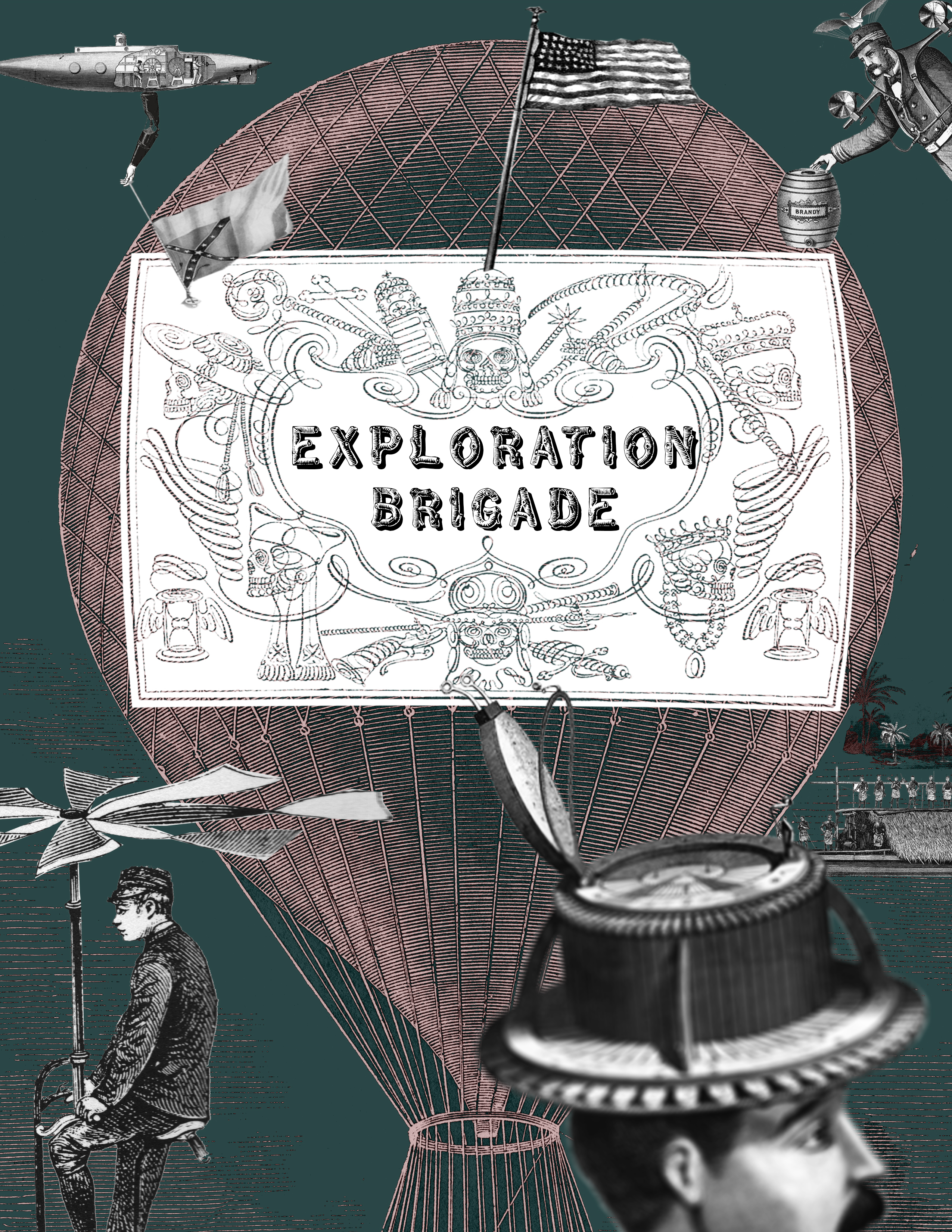 Exploration Brigade Title Page Thingy